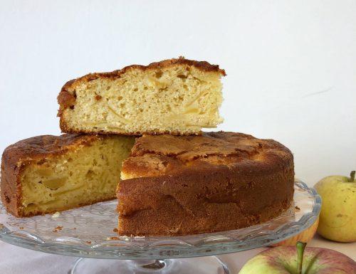 Torta di Mele (semplicissima e velocissima)