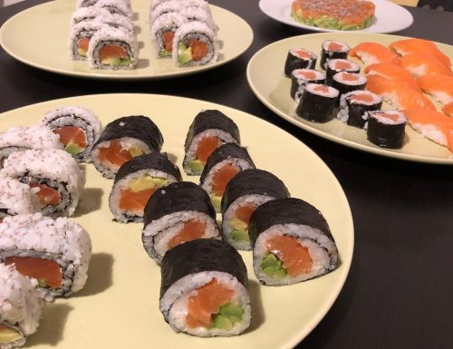 SUSHI Homemade