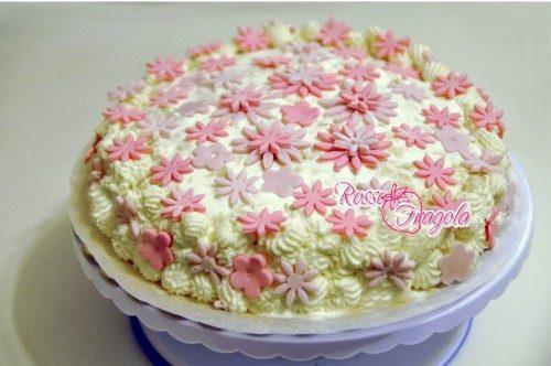 Ricette base per pasticceria: Torta Flowers