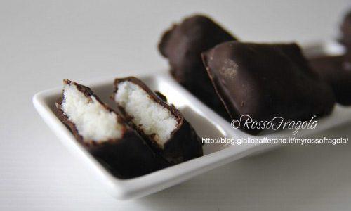 CoccoCiocco – barrette al cioccolato e cocco