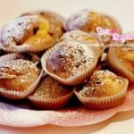 Muffin con gocce di cioccolato...