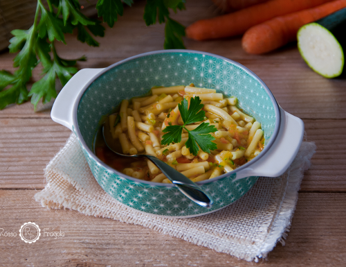 Gramigna all'ortolana facile e gustosa – ricetta light e vegetariana
