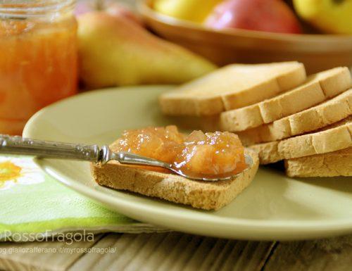 Marmellata di mele e pere alla cannella… una delle più buone che abbiate mai assaggiato!
