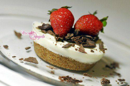 Mini cake alla panna cotta
