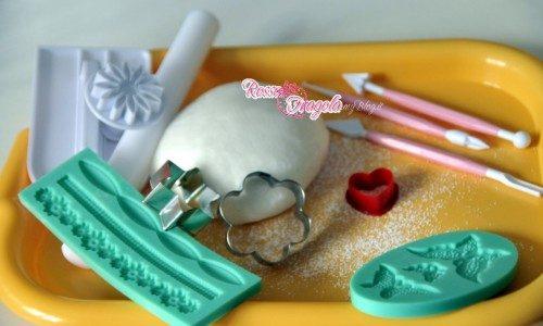 Pasta di zucchero ricetta con glucosio