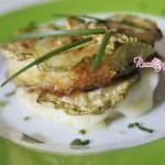 Torrette sfiziose - ricetta con zucchine e formaggio