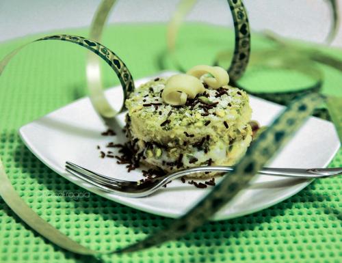 Tortino al pistacchio… una vera leccornia!