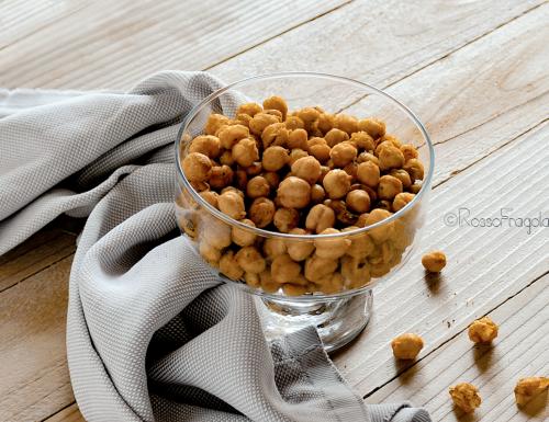 Ceci tostati alle spezie – snack croccanti e sfiziosi