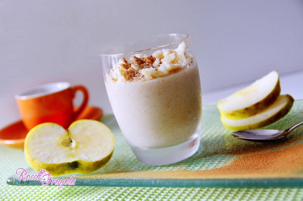 crema alle mele e cannella