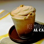 ice mousse al caffè