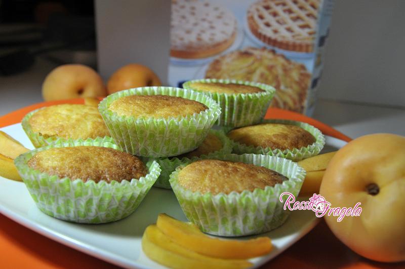 -muffin all'albicocca