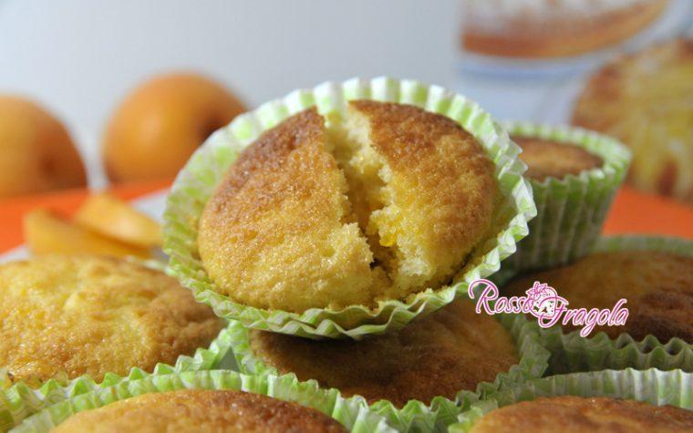 Muffin sofficissimi alle albicocche