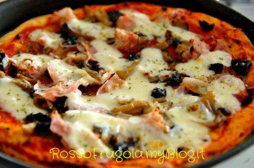 Pizza casereccia