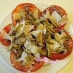 Pomodori con olive e tonno - r...