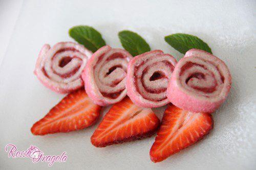 Roselline alle fragole