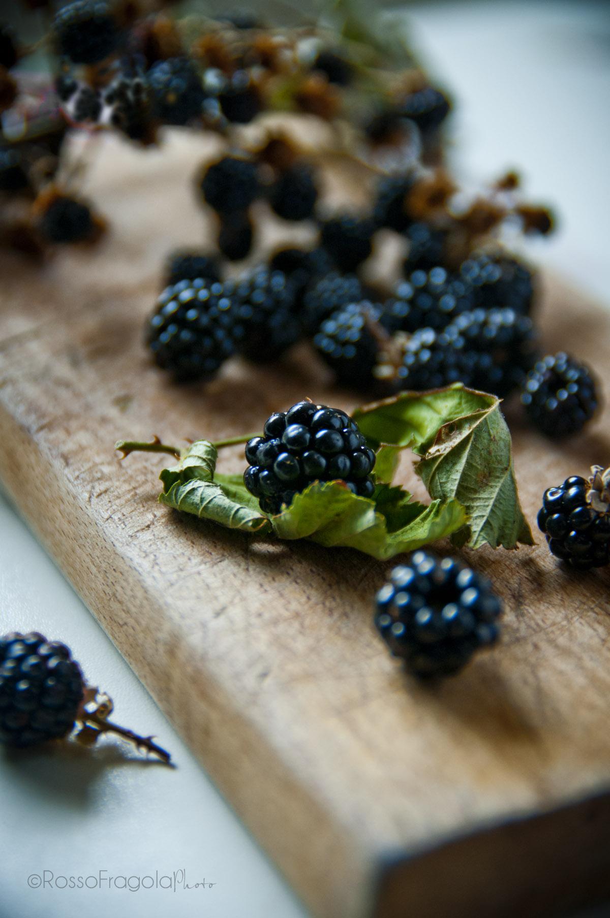 More di rovo - Blackberries