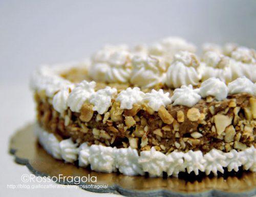 Torta Morosita alla nutella