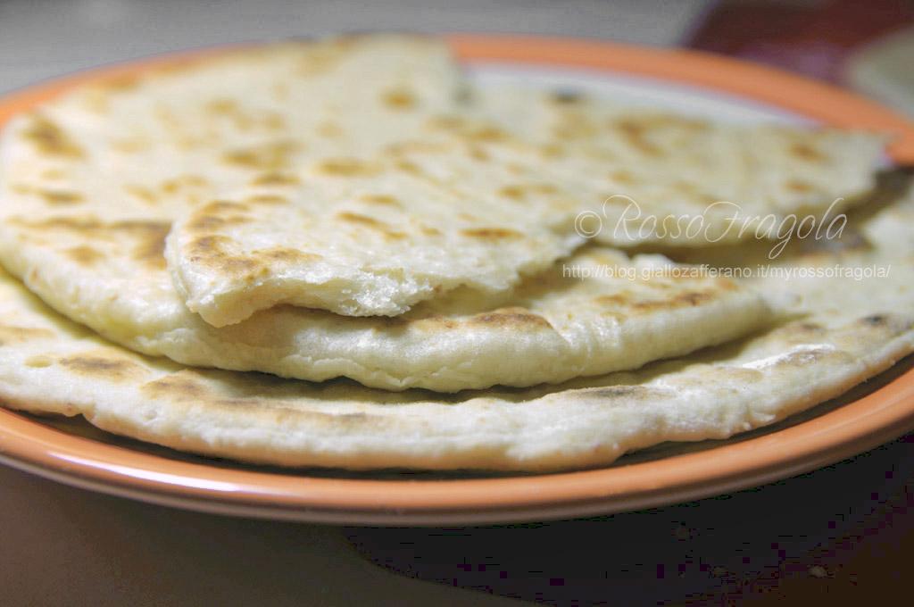 Focaccine soffici al formaggio e prosciutto - Cottura senza forno