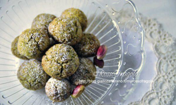 I pistacchini – piccole delizie al pistacchio di Bronte