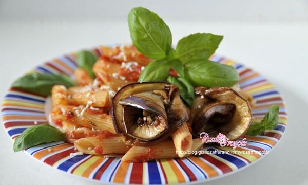 Pasta alla Norma – ricetta tipica siciliana