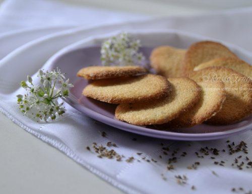 Biscotti all'anice – ricetta facile