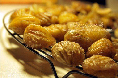 Marron glacè fatti in casa – ricetta golosa