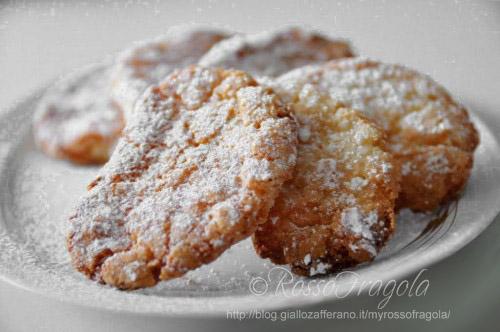 Biscotti paste di mandorla - ricetta siciliana