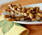 Croccante di mandorle e miele