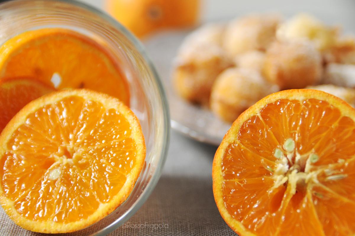 -frittelle di patate all'arancia