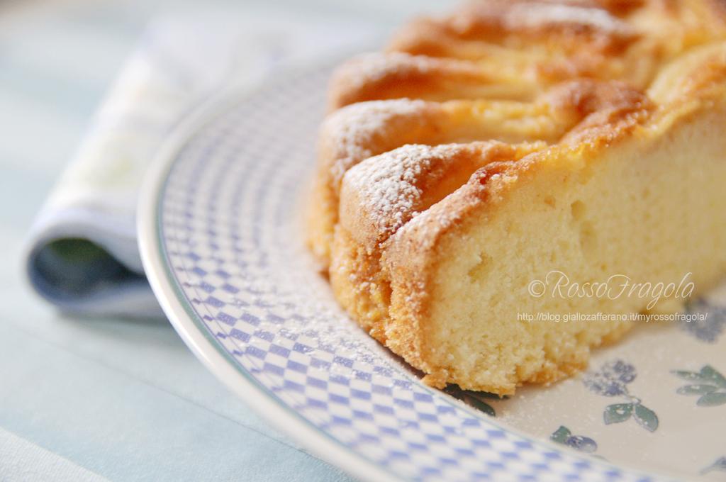 torta-di-mele sofficissima