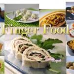 Raccolta di ricette Finger foo...