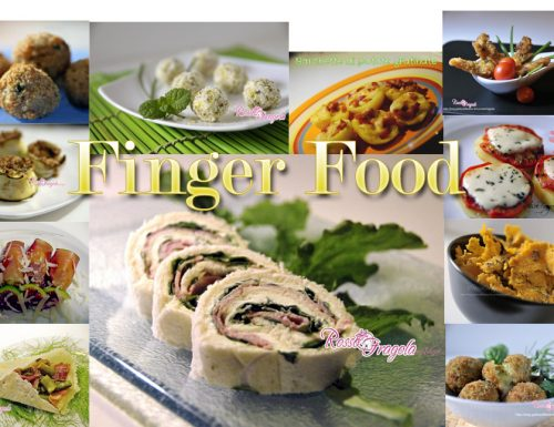 Raccolta di ricette Finger food e Buffet