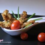 bastoncini di pollo alla paprika,pollo alla paprika,finger food