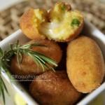 Crocchette di patate al curry