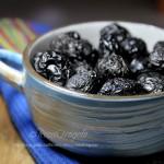 Olive nere al forno alla sicil...