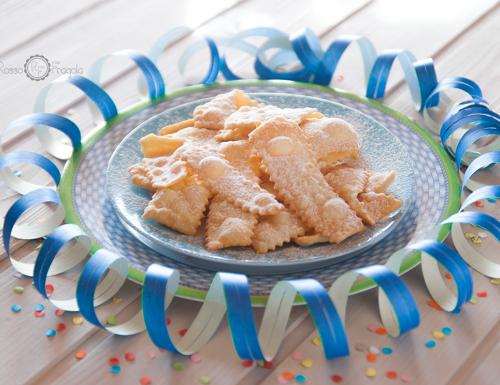 Chiacchere – ricetta senza lievito di Iginio Massari