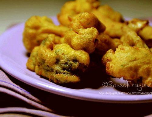 Cavolfiore in pastella – ricetta gustosa
