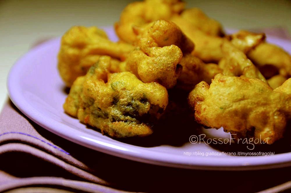 Cavolfiore in pastella - ricetta gustosa