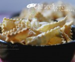Chiacchere – ricetta senza lievito