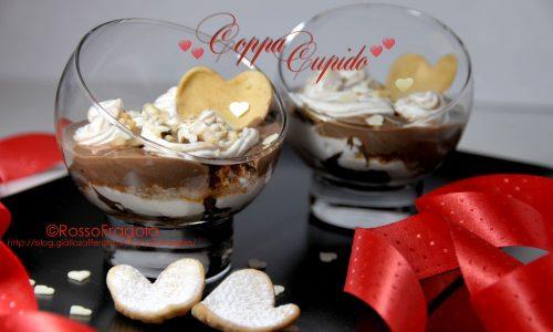 Coppa Cupido – dessert al cucchiaio