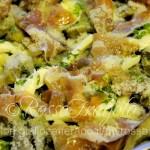 carciofi con speck gratinati al forno