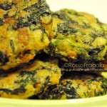 Frittatine agli spinaci