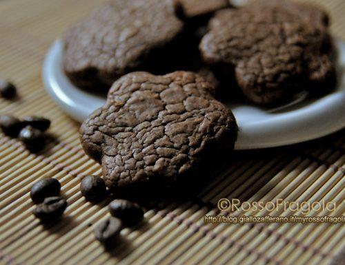 Biscotti cioccocaffè – Ricetta golosa