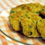 Polpette con zucchine e prosciutto