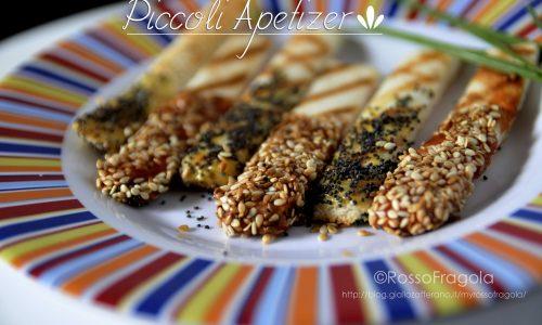 Appetizer – ricetta stuzzichini