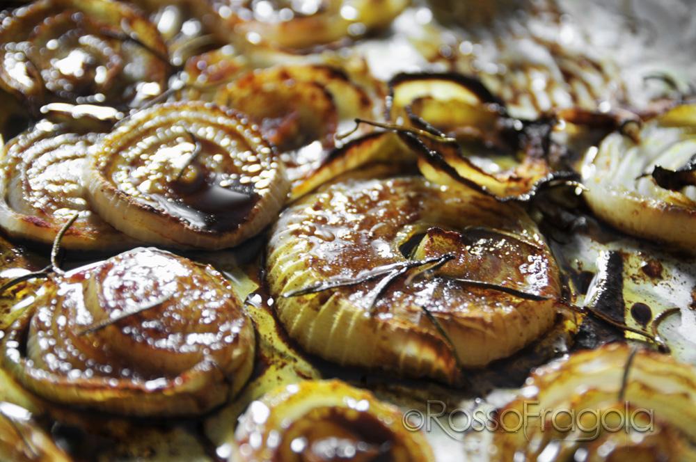 Cipolle con Aceto balsamico