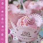 cupcake alla mandorla