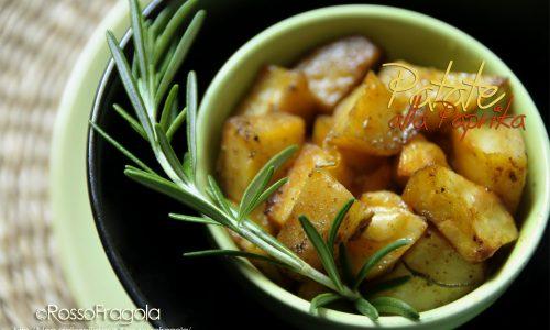 Patate alla paprika – ricetta sfiziosa