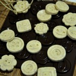 Cioccolatini al pralinato -