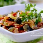 Zuppa Ortolana all'aceto balsamico e spezie